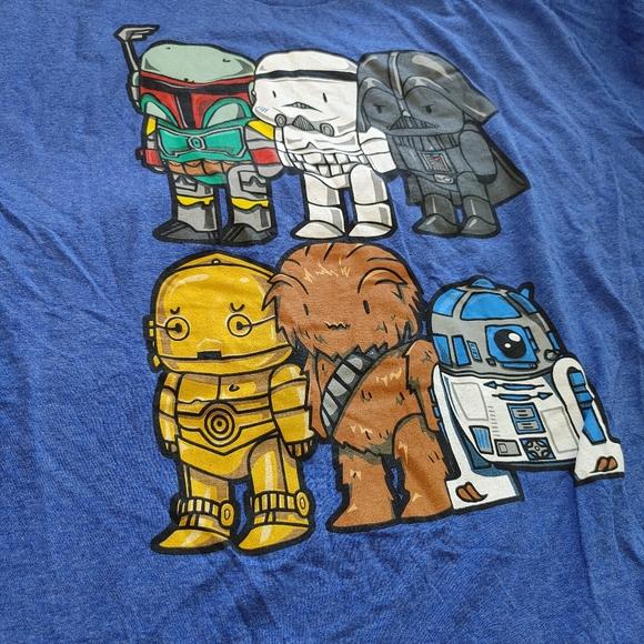Star Wars Other - SOLD!!!Star Wars T-shirt 2x